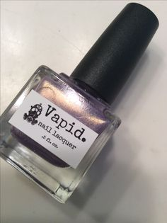 Vapid Artisan Nail Lacquer  Unicorn Blood