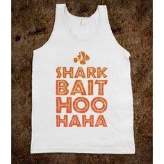 Shark Bait (tank) | Skreened.com ($25.99)