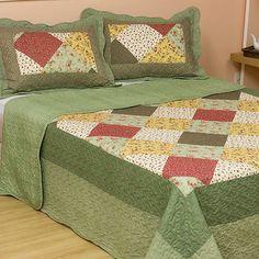 Quilt Block Patterns, Pattern Blocks, Quilt Blocks, Patches, Quilts, Blanket, Bed, Creative, Furniture