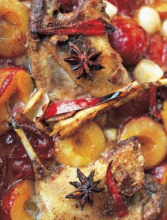 sweet duck legs cooked with plums & star anise | Jamie Oliver | Food | Jamie Oliver (UK)