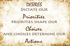 Love this quote!!  Desire leads to Action!!