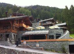 Hotel Cervo, Zermatt Switzerland.