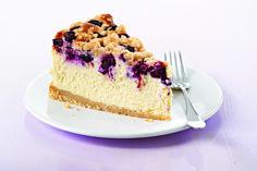 Blueberry Desserts, Cheesecake Desserts, Pie Dessert, No Bake Desserts, Just Desserts, Delicious Desserts, Dessert Recipes, Cheesecake Bites, Pillsbury Recipes