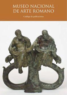 Catálogo bibliográfico exhaustivo en el que se puede encontrar el reflejo de la amplia labor investigadora y de difusión desarrollada por el Museo Nacional de Arte Romano. Se incluyen publicaciones elaboradas por el Museo y editadas por el Ministerio de Educación, Cultura y Deporte,