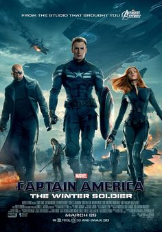 CAPTAIN AMERICA : THE WINTER SOLDIER | Modern World | NOW PLAYING | Kaskus - The Largest Indonesian Community