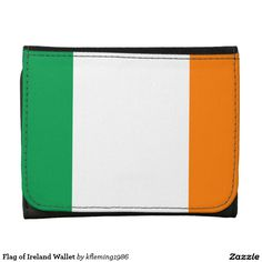 Flag of Ireland Wallet