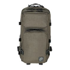 Our newest design discreet pack is compact enough to take on every trip and fully expandable to hold all your gear. The molded comfort back panel provides semi-rigid, custom fitting support for maximum performance. The adjustable, padded, contoured shoulder harness combined with the nylon adjustable waist belt insure this pack will stay with you and balance the load even in the most rugged conditions. We've added side cinch straps and a bottom set of adjustable straps to hold your jacket or… Survival Gear, Survival Stuff, Voodoo Tactical, Assault Pack, Go Bags, Making Out, Bring It On, Packing, Military