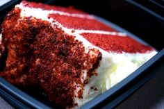 Red velvet cake...a favorite around here #johnsonsgimli