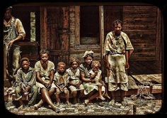 A Black Family Portrait in Natchitoches, Louisiana in August, 1940 by vieilles_annonces, via Flickr