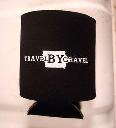 Travel By Gravel KOOZIE