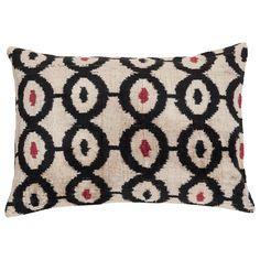 Baki Reversible Decorative Pillow Cover