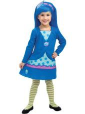Blueberry Muffin Costume for Girls-Party City