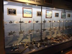 Model aircraft display idea :)