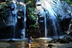 The waterfall in Miyazu