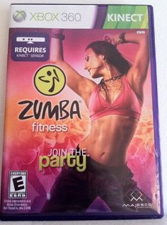 $5 Starting Bid: #Zumba Fitness for Kinect #XBOX 360