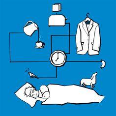 Wie praktisch wäre ein Internet, das für den Nutzer den gesamten Tag durchplant? Vom Aufstehen bis zum Schlafen-Gehen.