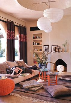 Find the right compromise between the Bohemian and the modern styles - Decoist