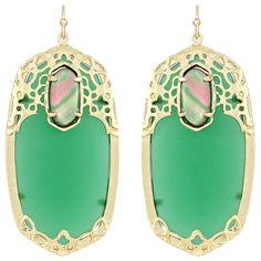 Kendra Scott Deva Maui Earrings @Sarah Nasafi Grayce #laylagrayce #kendrascott #earrings #jewelry