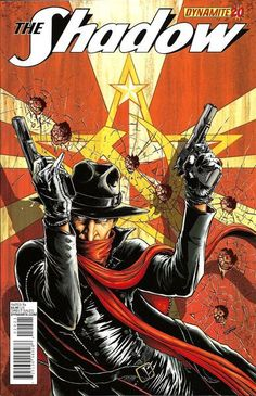 dynamite comics | ... Comic Collector Connect » Comic Database » The Shadow (Dynamite