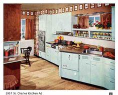 1957 St. Charles Kitchen