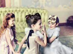 baby dior girls party dresses fall winter 2014