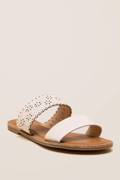 ce8994dea83c Roxboro Double Band Slide Sandal  Double Band Roxboro Spring Sandals
