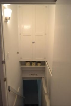 "storage ""over"" stairs - Google Search"
