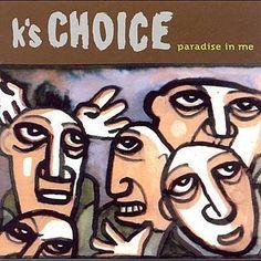 K's Choice discovered using Shazam