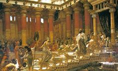 King Solomon's court image