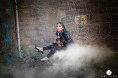 Some ride on bikes hover boards and animals. Others have cars and brooms but some have clouds! . #model @latinachickacintya art @artxdre       #halloween #halloweencostume #cosplay #superhero #villain #character #characterdesign #demigod #birmingham #bham #atl #atlanta # #artistsoninstagram #artphotography #art #fineart #photomanipulation #costume #alternative #gothic #vampire #levitate #floating #succubus #enchantress #clouds