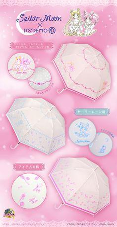 """""""sailor moon"""" """"sailor moon merchandise"""" """"sailor moon toys"""" """"sailor moon collectibles"""" """"its demo"""" collaboration umbrella anime japan shop fashion 2015"""