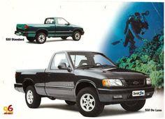 1996 Chevrolet S-10  - Brasil