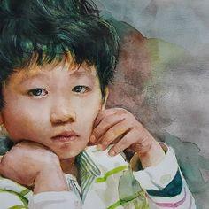 unknown Korean Artist