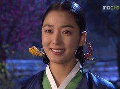 can't help but really like Lady Jang.