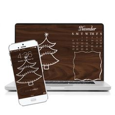 December 2015 Desktop and iPhone Wallpaper - Bumblebreeblog