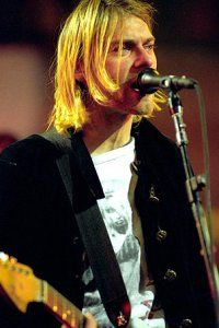 """Kurt Cobain was diagnosed at a young age with attention deficit disorder, then later with bipolar disorder,"""