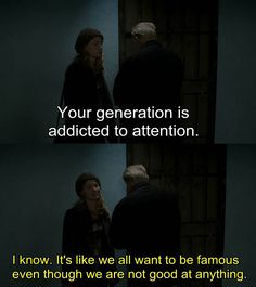 truth- this generation is selfish, self serving and addicted to attention#mefirstgeneration