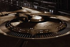 CBS unveils Star Trek Discovery and a first look at its ship -> http://www.theverge.com/2016/7/23/12257910/star-trek-discovery-tv-series-trailer-cbs-sdcc-2016 At long long last Star Trek is making its way back to TV and today we're getting a first look. Alongside this afternoon's Star Trek panel at Comic-Con CBS put out a teaser showing the new series' subject: a new Starfleet ship called the USS Discovery. The show is also getting a proper name today Star Trek Discovery. Continue reading…