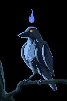 Cosimo Galluzzi's illustration and concept art portfolio Cool Pixel Art, Cool Art, Animation Pixel, Pixel Kawaii, 8 Bit Art, Image Manga, Animes Wallpapers, Aesthetic Art, Game Art