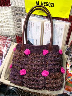 La mia borsa a telaio la adoro!!!!