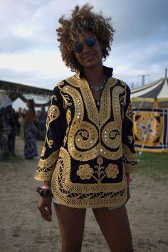 Syle at Glastonbury Festival
