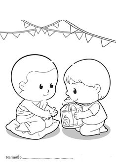Coloring For Kids, Coloring Pages, Diy Garden Decor, Worksheets, Chibi, Snoopy, Cartoon, Activities, Education