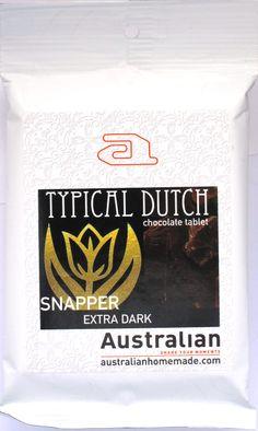 Australian Homemade Snapper Extra Dark