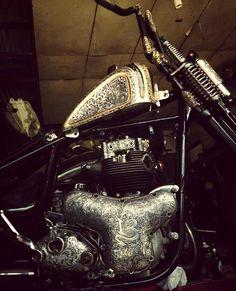 Steampunk Tendencies | Skullsnation Biker Jewelrys…