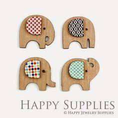 TLC: Elephant Charms
