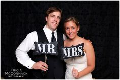 Photobooth - Berkshire Hills Fall Wedding - Tricia McCormack Photography