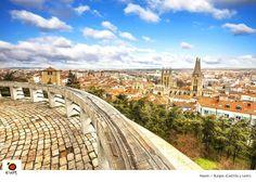 La Catedral, la Cartuja de Miraflores, el Arco de Santa María #spain #burgos