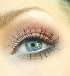NYX eyeshadow Rust  Elf mineral eyeshadow Natural  MUS M/S Ghetto