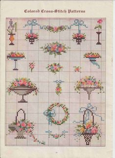 "From J. & P. Coats ""Crochet, Cross Stitch and Tatting"" by Anne Orr, 1923 Book 14"