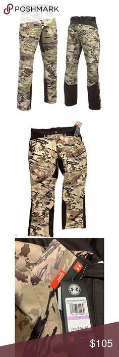 1b4daf37d7122 Under Armour Mens Hunting Pants RidgeReaper Barren Under Armour Storm Mid  Season Kit Men's Hunting Pants